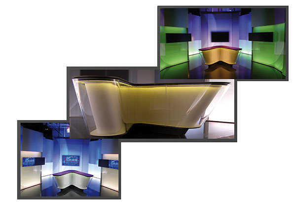 ATV Wien / Factory Set Design