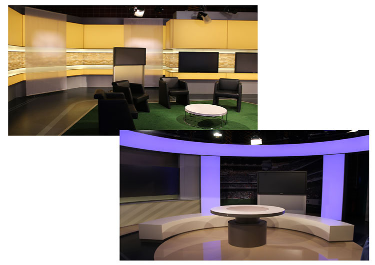 Sport 1 / Factory Set Design